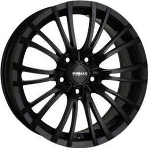 Monaco Hairpin Matt Black 8.5x19 5/120 ET20 B74,1